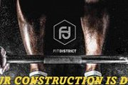 Fit District - Get The Party Started!