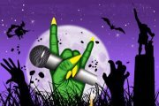 CELEBRATE HALLOWEEN AT SHAH WITH DOLPHIN'S KARAOKE
