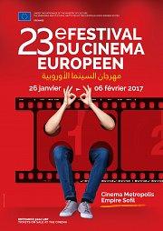 23rd European Film Festival | 23e Festival du Cinema Europeen - Lebanon 2017
