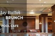 Sunday Buffet Brunch at Grand Hills Hotel