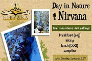 A day in nature with Nirvana