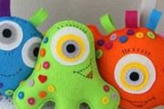 Sew Your Little Monster