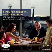 Royal Sunday Lunch Buffet