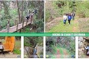 WALK LEB Hiking Cornet Chehwan