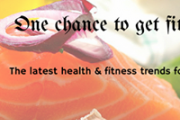One Chance to Get Fit in 2017