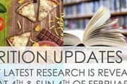 Nutrition Updates: Part 1 & 2