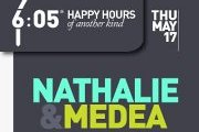 A Happy Hour of another kind: MEDEA AZOURI & NATHALIE HARB