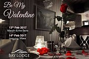 Be my Valentine at VIEWS!