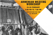 Armenian Weaving Workshop