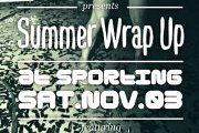 C U NXT SAT's SUMMER WRAP UP PARTY at Sporting