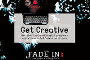 FADE IN: Open House | Writing Day