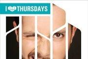 I ♥ THURSDAYS featuring DAVID PUENTEZ