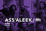 Assa'aleek Live at Radio Beirut