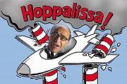 Hoppalissa - Samy Khayath new play
