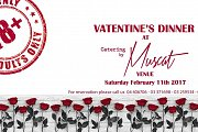 Valentine at Catering by Muscat