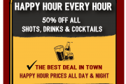 Happy Hour Day & Night at Dany's Hamra