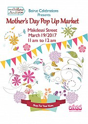 MOTHER'S DAY POP UP MARKET