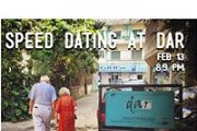 Speed Dating at Dar - Valentine for Singles