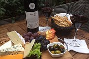 Wine & Cheese at Bareo
