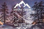 Snow Tech x Ski De Nuit