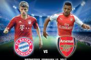 Bayern Munich vs. Arsenal at DRAY