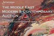 The Middle East Modern & Contemporary Auction