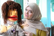Puppet Making Workshop with Mae