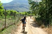 Mountain Biking Bisri's Valley