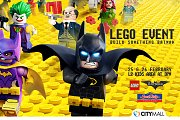 LEGO event at Citymall