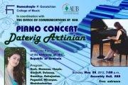 Datevig Artinian piano concert