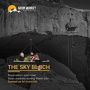 Sky Bench by Moon Monkey