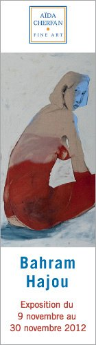 Bahram Hajou - Painting Exhibition