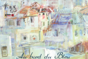 'Au bord du Bleu' par Samira Nehme