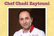 """The Lebanese Mezze"" with Chef Chadi Zaytouni - Part of the Beirut Cooking Festival 2012"
