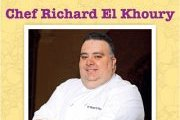 """""""How to prepare Halawet El Jeben""""  with Chef Richard Khoury - Part of the Beirut Cooking Festival 2012"""