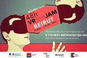 Hackathon Réalité Virtuelle à Beyrouth