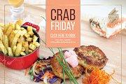Crab Friday at Sydney's Club bar & restaurant