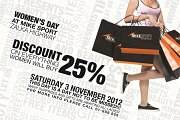 Women's day at Mike Sport