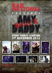 AMY SMACK DADDY live at Bar National - Every Friday