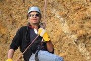 Rock Climbing (Rappel & Escalade) with Adventures in Lebanon