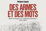 Des armes et des mots | Théodore Caponis en séance de signature
