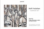 """Glimpse of Life"" Exhibition by Raffi Yedalian"