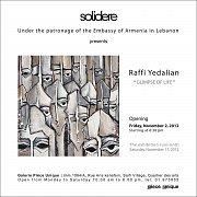 """Glimpse of Life"" Exhibition by Raffi Yedalian"