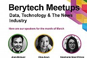 Berytech Meetups - March 2017 Edition