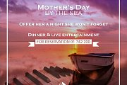 Mother's Day by the sea at Sporting Club