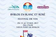 Byblos En Blanc Et Rosé 2017