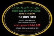 Rabih and The Playmates Ft. Kaalam