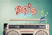 90's Night at Tonic Cafe Bar