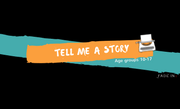 Tell Me a Story | Youth Creative Writing Program (ages 10-17)