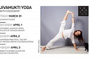 Jivamukti Yoga Weekend Series with Yogeswari